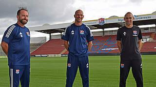 Arie van Lent ist neuer Haching-Trainer