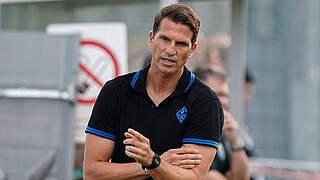 Waldhof-Trainer Glöckner: Der Favoritenrolle gerecht werden