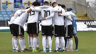 U-Nationalteams: Infos zur Länderspielphase