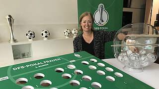 DFB-Pokal der Frauen: Erste Runde ausgelost