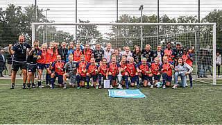 Neuling Borussia Bocholt: Zweite Liga im dritten Anlauf