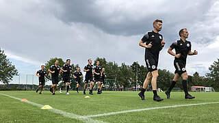 Grassau: Trainingslagerauftakt für Bundesliga-Schiedsrichter