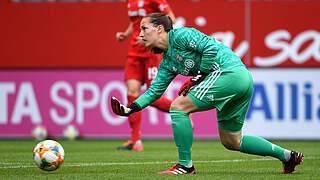 Laura Benkarth: Wir werden versuchen, Wolfsburg anzugreifen