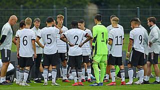 Kurztestspiele gegen Belgien abgesagt