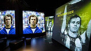 Zum 75. Geburtstag: Fußballmuseum würdigt Franz Beckenbauer
