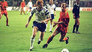Vor 30 Jahren: Das letzte Länderspiel der DDR