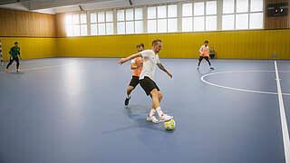 DFB-Team testet in den Niederlanden