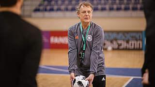 Loosveld: Zwei der wichtigsten Spiele für deutschen Futsal