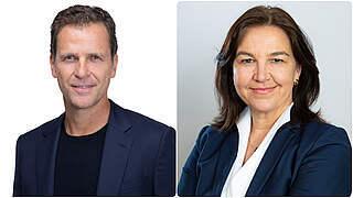 Ullrich und Bierhoff gehören der Taskforce Zukunft Profifußball an