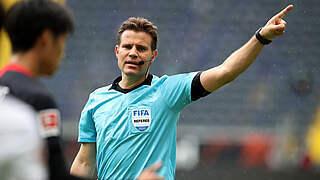 Brych pfeift Dortmund gegen Gladbach