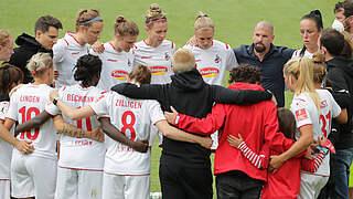 FC-Trainer Glass: Aufstieg steht über allem