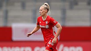 Nationalspielerin Kristin Demann verlängert beim FC Bayern