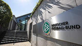 DFB-Präsidium verabschiedet Fahrplan