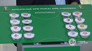 Gladbach gegen Dortmund im Achtelfinale