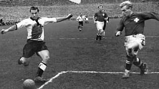 Vor 70 Jahren: Das erste Länderspiel nach dem Krieg