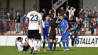 Drei Spiele Sperre für Rostocks Roßbach