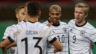 1:0 gegen Bosnien-Herzegowina: U 21 steht dicht vor EM-Quali