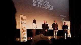 17. Fußballfilm-Festival 11mm eröffnet