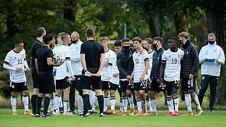 Meister vor den beiden Schweiz-Spielen: Entwicklung fortsetzen