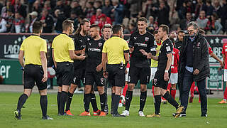 DFB-Kontrollausschuss ermittelt gegen Ingolstadts Sportdirektor Henke