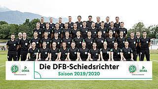 Anpfiff: DFB-Schiedsrichter auf Twitter