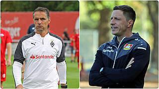 Gladbach gegen Bayer 04: Duell um Platz eins im Westen