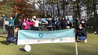 Sport für Entwicklung: Ein ganz besonderer Trainerlehrgang