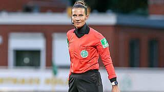 Westerhoff pfeift Frankfurt gegen Potsdam
