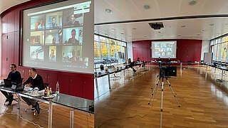 EURO 2024: Vier Workshops in einer Woche