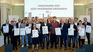 Herberger-Urkunden 2021: Noch bewerben!