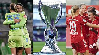 Erste K.o.-Runde: Wolfsburg gegen Subotica, Bayern gegen Ajax
