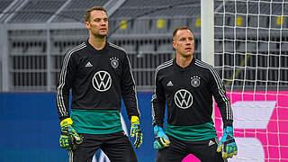 Wahl zum FIFA-Welttorhüter: Neuer und ter Stegen dabei