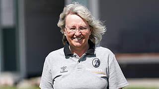 Birgit Bauer: SC Freiburg ist mein Baby