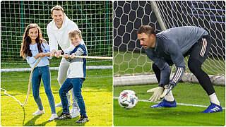 Zehn Jahre Manuel Neuer Kids Foundation