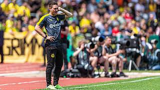 BVB-Trainer Geppert: Siegertypen ausbilden