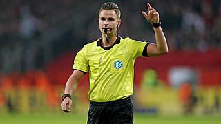 Schlager pfeift Leverkusen gegen Hertha BSC