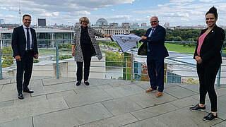 DFB begrüßt Entscheidung zu EURO-Kulturprogramm 2024