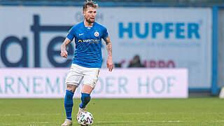 Ein Spiel Sperre für Rostocks Löhmannsröben