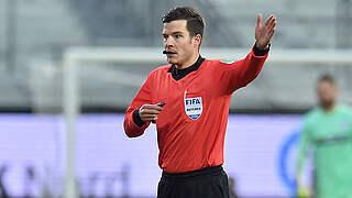 Osmers pfeift Gladbach gegen FC Bayern