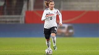 Oberdorf ist Nationalspielerin des Jahres