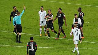 Zwei Pokalspiele Sperre für Leverkusens Tah