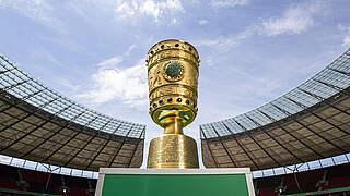Pokalachtelfinale: Drei Spiele im Free-TV