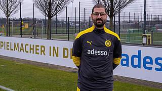 Neuer BVB-Trainer Eren Yilmaz: Herausragende Erfahrung