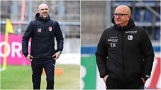 Schmidt und Hoßmang nicht mehr Trainer