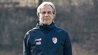 Serdar Dayat neuer Cheftrainer bei Türkgücü