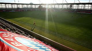 Verlegung: FCB II und Magdeburg spielen am Bayern-Campus