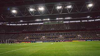 Vor der EURO gegen Lettland in Düsseldorf