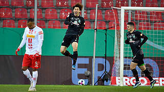 Bremen bucht letztes Halbfinalticket