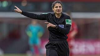 Hussein pfeift Potsdam gegen FC Bayern