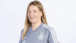 U 19-Trainerin Kathrin Peter: Guter und wichtiger Austausch